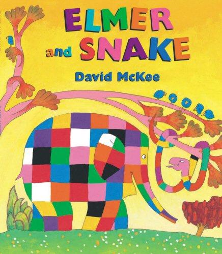 9780099495185: Elmer and Snake