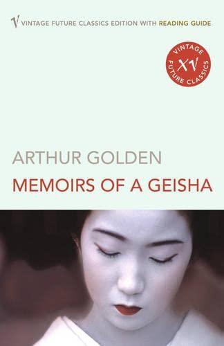 9780099497028: Memoirs Of A Geisha (Vintage Future Classics)