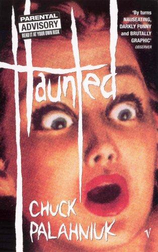 Haunted: Chuck Palahniuk