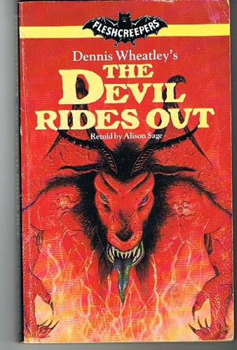 9780099497509: Devil Rides Out (Fleshcreepers)