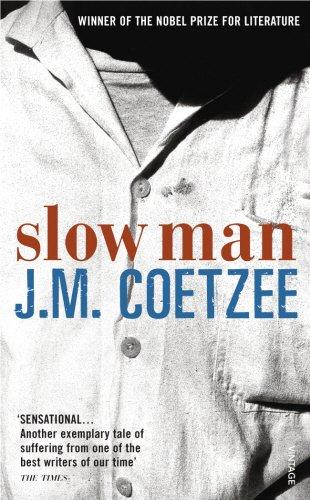 Slow Man: J M Coetzee