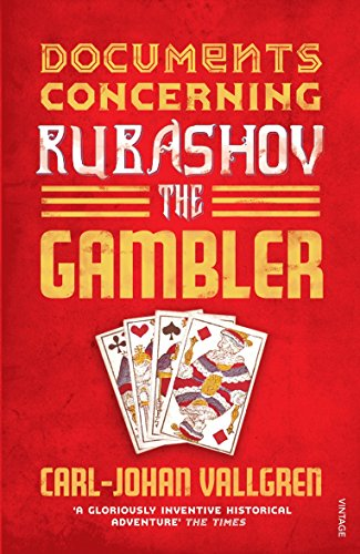 9780099498247: Documents Concerning Rubashov the Gambler