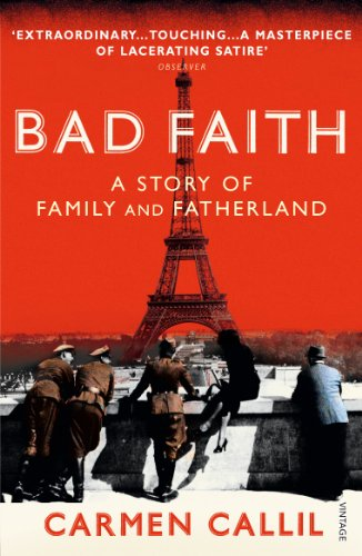 9780099498285: Bad Faith: A Story of Family and Fatherland