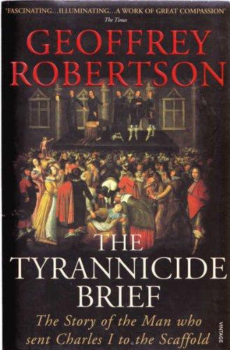 9780099499428: The Tyrannicide Brief
