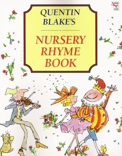 9780099500711: Quentin Blake's Nursery Rhymes (Red Fox Picture Books)