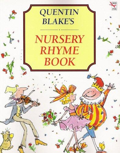 9780099500711: Quentin Blake's Nursery Rhyme Book