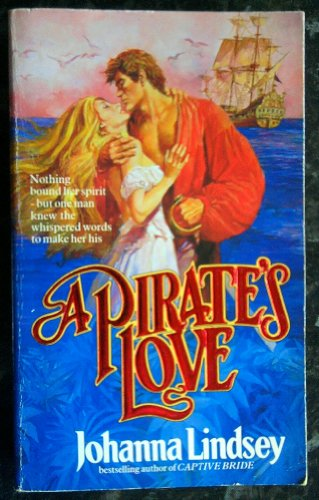 A Pirate S Love By Johanna Lindsey Abebooks border=