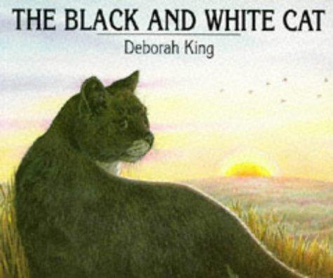 Black and White Cat: Deborah King