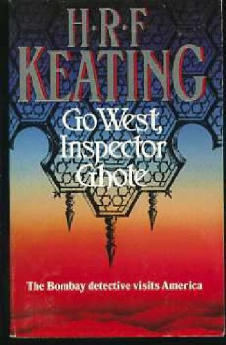9780099502203: Go West, Inspector Ghote
