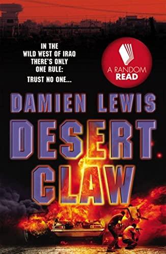 9780099502289: Desert Claw (Quick Reads S)