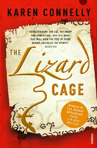 9780099502470: The Lizard Cage