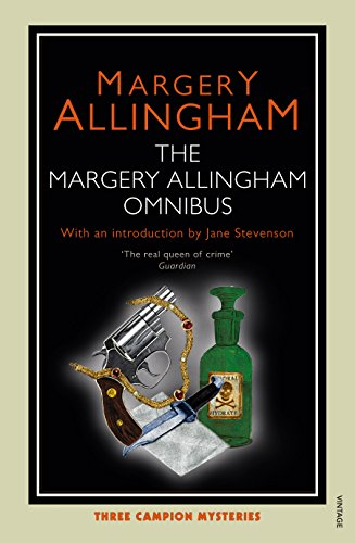9780099503729: Margery Allingham Omnibus: Includes Sweet Danger, The Case of the Late Pig, The Tiger in the Smoke