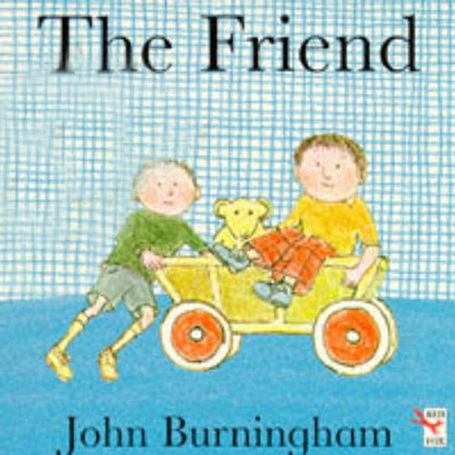 9780099504511: The Friend (Little Books)