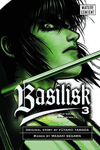 9780099504740: Basilisk. V. 3