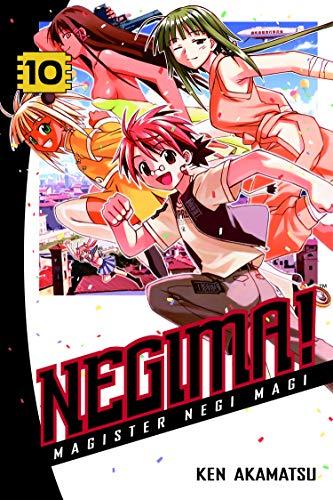 9780099505075: Negima Volume 10: v. 10