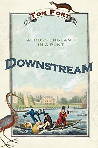 9780099505662: Downstream: Across England in a Punt