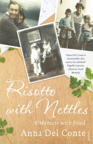9780099505990: Risotto With Nettles: A Memoir with Food