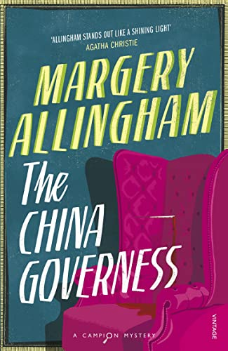 9780099506119: The China Governess: A Mystery