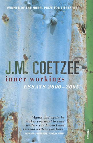 9780099506140: Inner Workings: Literary Essays 2000-2005