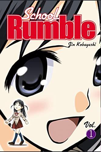 School Rumble (v. 1): Kobayashi, Jin