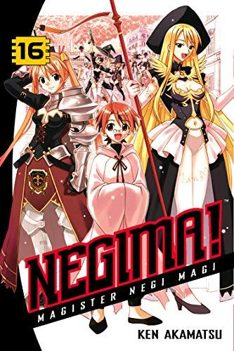 9780099506393: Negima Volume 16: v. 16