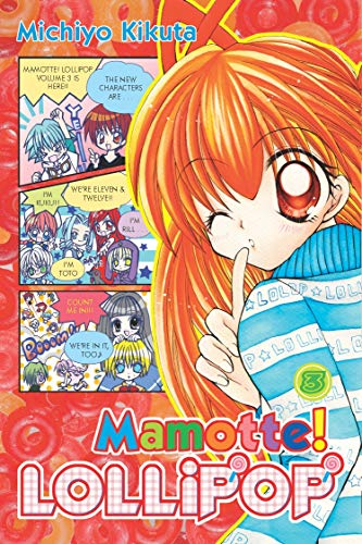 9780099506775: Mamotte! Lollipop 3 (Mamotte! Lollipop)