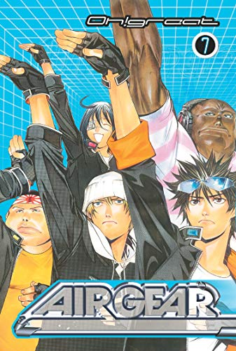 9780099506850: Air Gear volume 7: Bk. 7