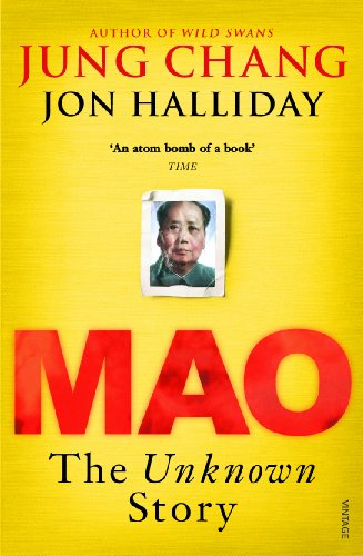 9780099507376: Mao: The Unknown Story (Vintage Books)