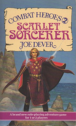 9780099509806: Scarlet Sorcerer (Combat Heroes)
