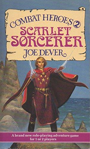 9780099509806: Scarlet Sorcerer (Combat Heroes 2)