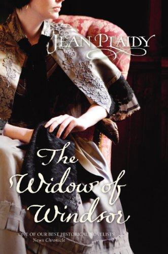 9780099510253: The Widow of Windsor: (Queen Victoria: Book 4)