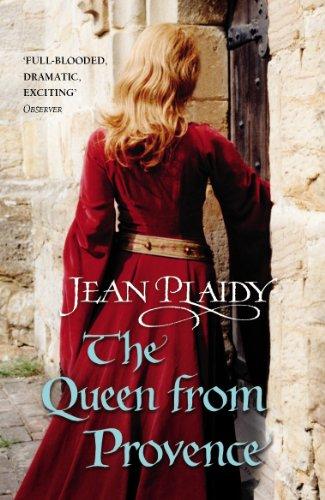 9780099510277: Queen from Provence (Plantagenet Saga)