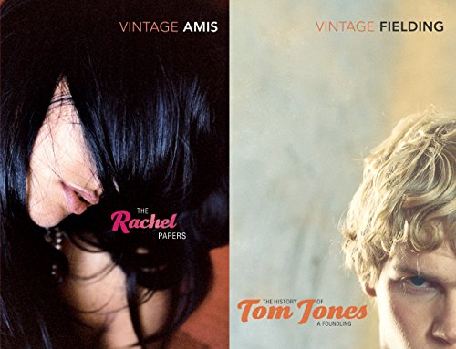 9780099511328: Vintage Lust: Tom Jones & The Rachel Papers (Vintage Classic Twins)