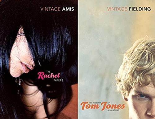 9780099511328: Vintage Lust Prepack (The History of Tom Jones + The Rachel Papers)