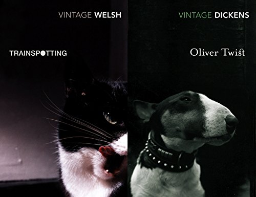 9780099511335: Vintage Youth: Oliver Twist & Trainspotting (Vintage Classic Twins)