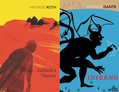 9780099511373: Vintage Sin: Inferno & Sabbath's Theater (Vintage Classic Twins)