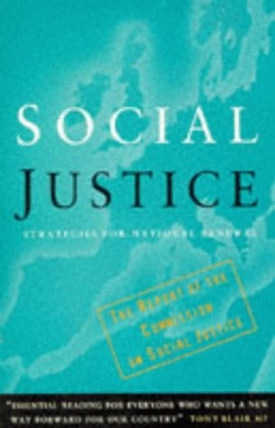 9780099511410: Social Justice: Strategies for National Renewal