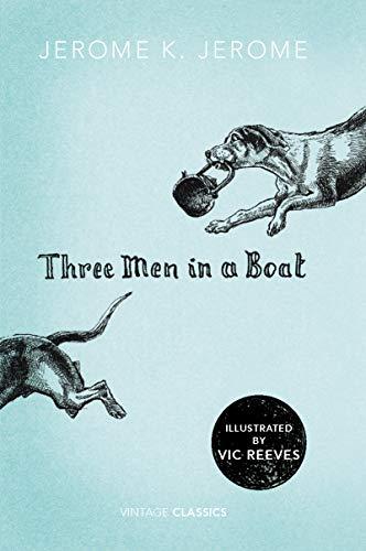 9780099511694: Three Men in a Boat (Vintage Classics)