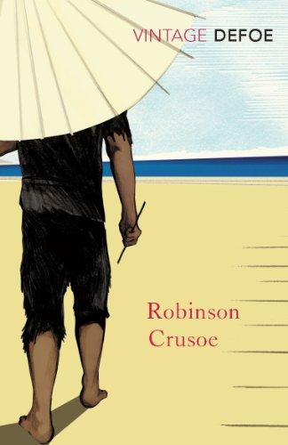 9780099511847: Robinson Crusoe (Vintage Classics)