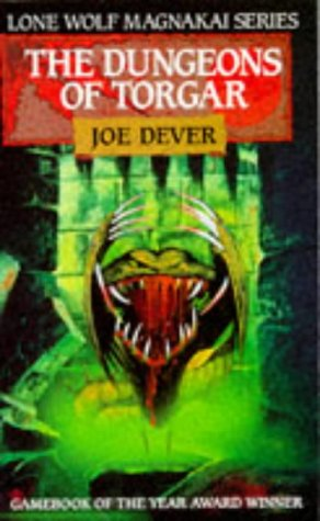 9780099512509: The Dungeons of Torgar (Lone Wolf)