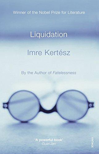 9780099512745: Liquidation