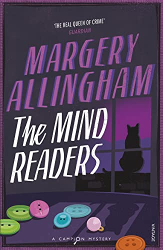 9780099513278: Mind Reader: A Campion Mystery