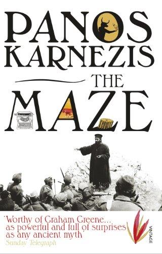 9780099513292: The Maze