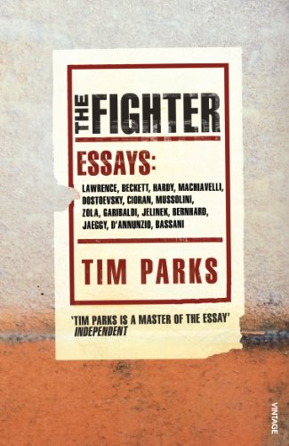 9780099513322: The Fighter: Literary Essays