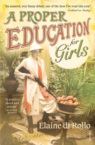 9780099513469: A Proper Education for Girls
