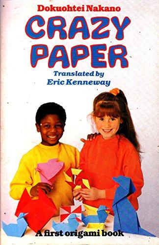9780099513803: Crazy Paper (Beaver Books)