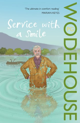 9780099513995: Service With a Smile (Blandings Castle)