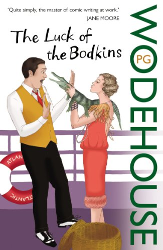 9780099514091: The Luck of the Bodkins