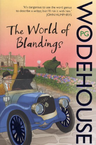 9780099514244: The World of Blandings: (Blandings Castle)