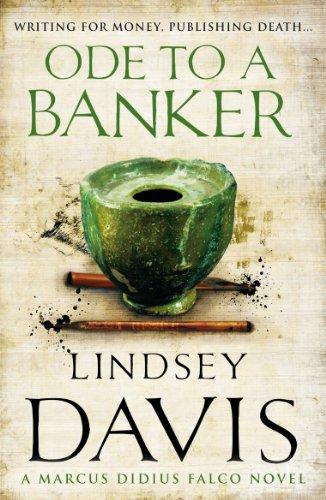 9780099515173: Ode to a Banker: A Marcus Didius Falco Novel